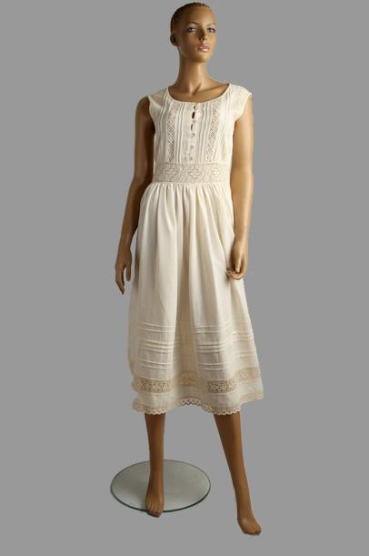 0cc4f60607 Sukienka rozpinana - Skarby Prababuni